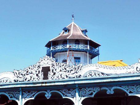Surakarta Hadiningrat Palace