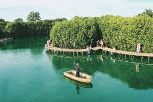 Mangrove of Maerokoco: The Photogenic Eco Tourism Destination in Semarang, Central Java