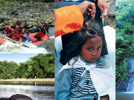 Serayu River Rafting