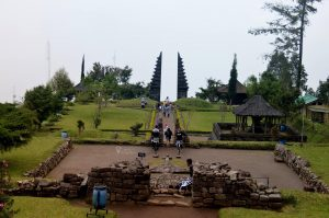 Cetho Temple in Karanganyar, Heritage of Hindu Kingdom Becomes a Tourist Attraction