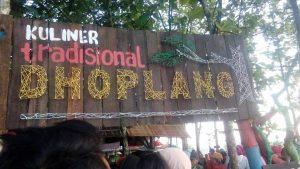 Dhoplang Market, Wonogiri, Central Java