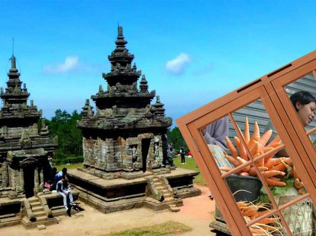 Gedong Songo Temple