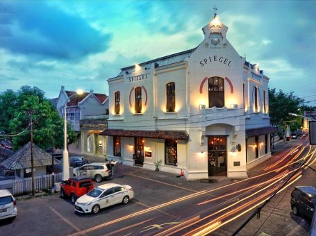 SEMARANG OLD TOWN: Charming Old-Time Heritage Atmosphere